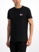 tjm tommy badge tee bds black