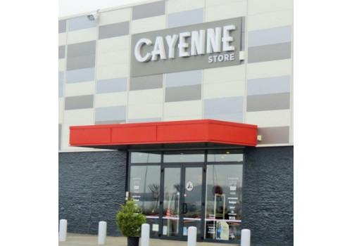 Cayenne Store